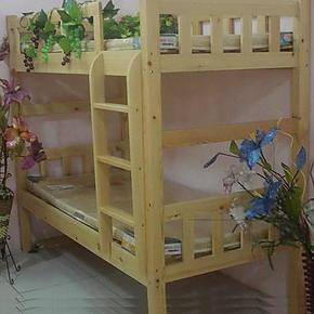 厂家特价/松木儿童高低床/实木双层床/子母床/组合床/儿童上下床