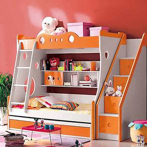 鹏景雅居儿童家具组合 上下床双层床 子母床 组合床 高低床 M61