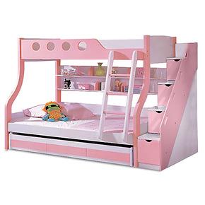FRPS儿童床双层床上下床子母床高低床家具组合套房母子床上下铺床