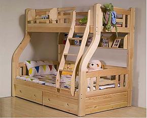 包邮 实木儿童床 上下铺 高低床 上下床 子母床 双层床 母子床