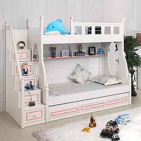儿童床 儿童家具 上下床 子母床 儿童双层床 高低床 儿童组合小床