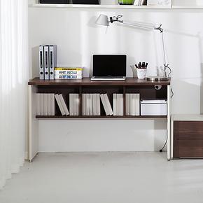猫王家具钢木家具书桌电脑桌多功能桌书房儿童书桌学习桌
