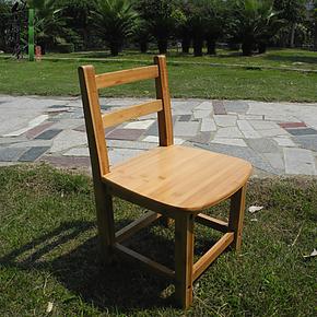 竹鼎馨 楠竹椅子学生学习椅儿童椅宜家靠背椅实木小椅子特价