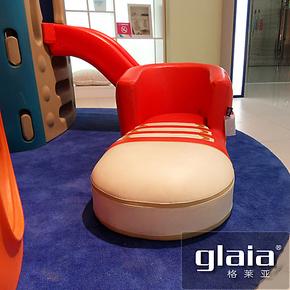 格莱亚特价包邮儿童皮沙发椅子皮凳子时尚小可爱创意个性童趣GS02