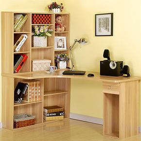 包邮 特价 宜家组合书桌 简约家用办公桌写字台 台式 转角 电脑桌