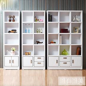 2011最新品简约书柜 唯有现代书橱 时尚书橱书柜SG045