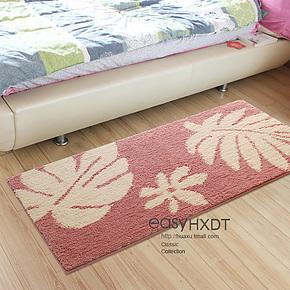 华旭欧式奢华时尚玄关门垫卧室地垫 飘窗垫 可爱椅垫 浴室防滑垫