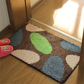 米雷 丙纶形防滑地垫/门垫/地毯/踏脚垫/椅垫/浴室防滑垫