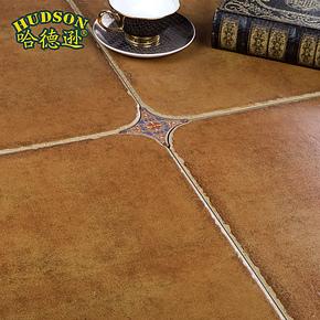 【哈德逊】家居建材瓷砖 美式田园仿古砖 客厅防滑地砖 地板砖
