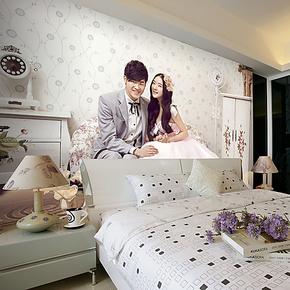 塞丽雅 婚纱照片定做相片电视背景墙纸壁纸 客厅卧室床头定制壁画