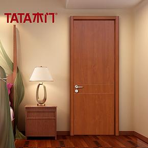 【装修节】TATA木门 方正小雅派 实木复合免漆门 @-030