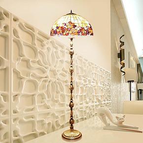 贝美侬 欧式复古全铜书房客厅卧室落地灯简约时尚落地灯 特价包邮