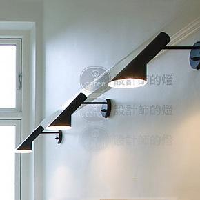 【设计师的灯】北欧美式宜家简约客厅卧室吧台阳台过道灯 AJ 壁灯