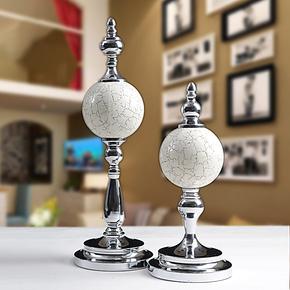 欧式摆件家居装饰品摆设时尚结婚礼物创意礼品客厅工艺品酒柜摆件