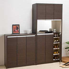 强象家具板式现代简约鞋柜门厅柜储物柜特价店长强力推荐N-008