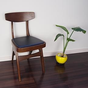 【5折】日式家具 办公椅椅子靠背椅餐椅时尚简约 江浙沪包邮