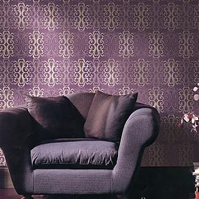 玉兰墙纸 完美无纺201301 背景墙卧室书房无纺纸壁纸 玉兰壁纸