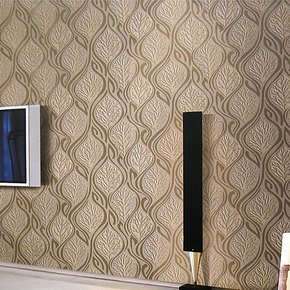 布吕克纳双面无纺布墙纸书房卧室客厅背景楼梯玄关现代壁纸 AM05