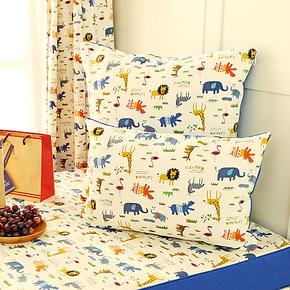 田园 沙发靠垫/抱枕/靠枕/腰枕/腰垫XKD1060【浅米阳光】