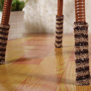 戴莱尔 针织桌椅护脚套 桌脚套 餐椅脚套 桌腿套 10色 特价 JT05