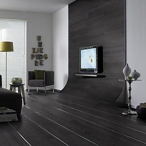 强化复合地板 12mm木地板 雅致黑耐脏耐磨地板 清仓特卖1002