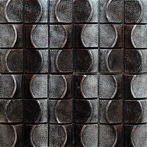 永宜 树脂马赛克 020 复古艺术地中海瓷砖 卫生间厨房电视背景墙