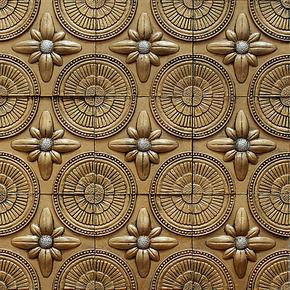 永宜 天然树脂 马赛克 003 欧式立体花纹 拼图拼花 背景墙瓷砖