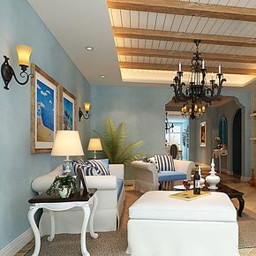 将旗无纺布壁纸家装卧室客厅 纯色素色简约时尚环保墙纸F89022