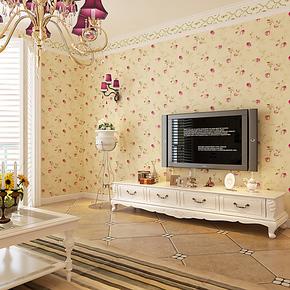 藤格先生 布鲁斯特风格 美式田园 纯纸壁纸 客厅卧室背景墙纸 SUO