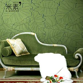 米素客厅壁纸 现代简约电视客厅背景墙壁纸 温馨卧室壁纸 帕瑞斯