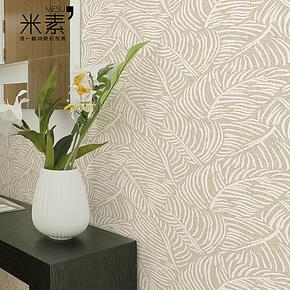 米素壁纸 夜曲 现代主流时尚无纺珠光墙纸卧室家装壁纸电视墙背景