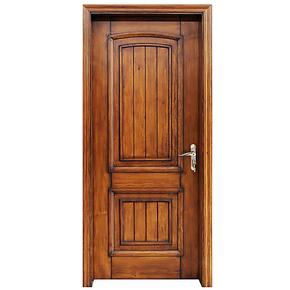 [深宇门业]卧室门套装门室内烤漆门全实木指节橡木门S-330原木门