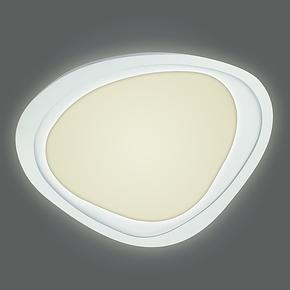 乐灯 创意现代客厅卧室书房温馨节能吸顶灯 环保亚克力异形灯具