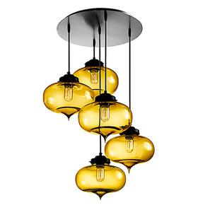 【烁果】现代简约创意个性餐吊灯,客厅卧室灯,吧台灯,时尚吊灯