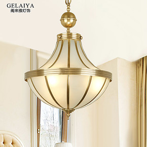 欧式简约过道吊灯 创意北欧餐厅灯三头 时尚现代门庭灯走廊灯灯具