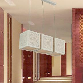 现代简约中式吊灯具客厅灯餐厅灯吧台灯书房灯创意灯饰BH-071