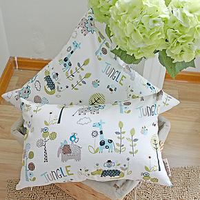 新品!【拉米尔】田园纯棉印花沙发/床头 靠垫 靠枕 抱枕 包邮