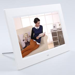 【独家折扣】乐士利雅10.1寸数码相框 高清数码相册 电子相框包邮