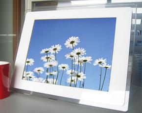 夏普高清液晶屏/12寸数码相框/多功能电子相册电子相框/1024*768