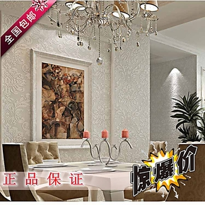 科翔欧式壁纸 无纺布撒金墙纸 十大品牌 卧室客厅背景墙壁纸 正品