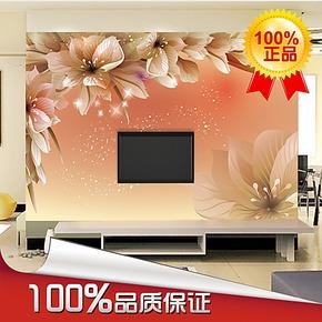 欧诺中式简约时尚花纹大型壁画卧室客厅电视背景墙纸壁纸墙画特价