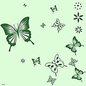 墙艺漆/液体壁纸/丝网模具 四维液体壁纸/硅藻泥印花模具 60乘60