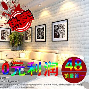 现代简欧式 无纺布环保羽毛墙纸 客厅卧室 电视背景墙壁纸特价卷