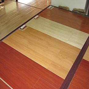 高端专业强化复合地热型地板适合电热制暖电暖地暖水暖环境使用