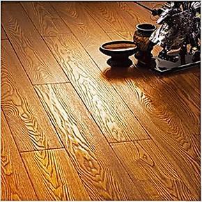 格林豪斯地板 环保家用真木纹系列 强化复合木地板 地热地暖401
