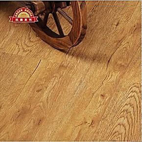 格林豪斯地板 抗菌系列 家用环保 强化复合木地板 6878 地热地暖