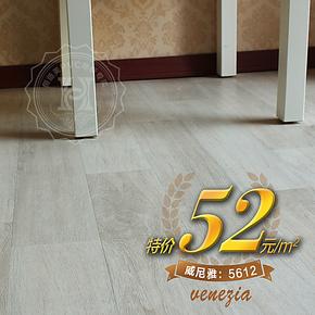 PVC地板 塑胶地板进口卷材 家用环保加厚耐磨防水地热地板胶1.8厚