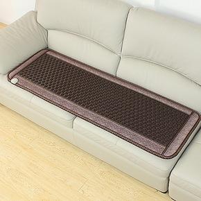 【御缘正品】玉石沙发坐垫-锗石坐垫 保健坐垫 灰色负离子粘锗石