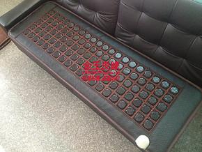 正品玉石坐垫沙发垫锗石沙发垫加热沙发垫温热保健沙发垫皮革锗石