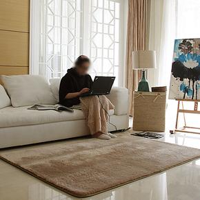 包邮可定制 细丝客厅地毯茶几沙发垫卧室飘窗防滑地垫门垫脚垫